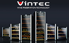 Wine view online wine shop Offers Vintec wine fridge